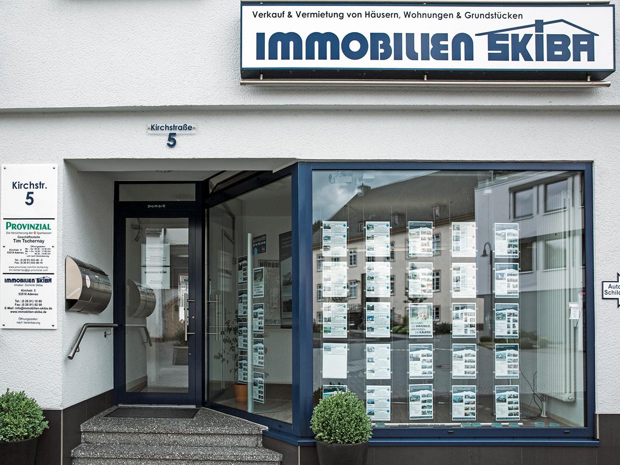 Immobilien Skiba - Ihr Immobilienmakler aus Adenau in der Eifel