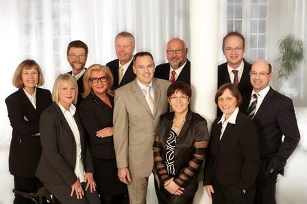 Mitglieder der Immobilienbörse Mittelrhein