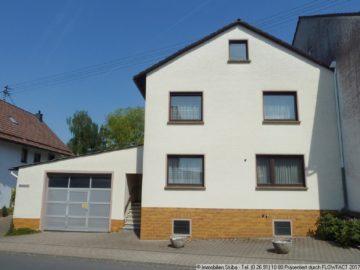 Wohnhaus mit großer Garage und Hofraum 53534 Barweiler, Einfamilienhaus