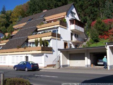 Großzügige ETW stadtnahe Südlage mit 2 Terrassen 53518 Adenau, Etagenwohnung