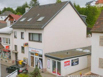 Vermietetes Zweifamilienhaus plus Gewerbeeinheit 53518 Adenau, Zweifamilienhaus