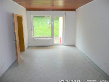 2-Zi. Erdgeschoss-Whg. mit Terrasse + Garten 53518 Adenau, Erdgeschosswohnung