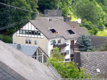 Provisionsfrei: 2-Zi.-Whg mit Balkon und Fußbodenheizung Nähe Nürburgring 56729 Siebenbach, Erdgeschosswohnung