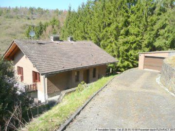 Nicht einsehbare Wochenendresidenz mit begehrter ruhiger Lage 53520 Dümpelfeld-Ommelbachtal, Einfamilienhaus