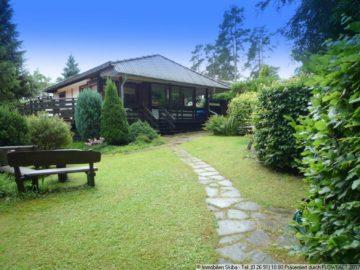 Wochenendhaus mit großem Grundstück in schöner Waldlage 53945 Blankenheim-Ahrdorf, Einfamilienhaus