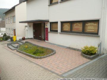Büro/Praxisräume mit ebenerdigem Eingang im Zentrum 53518 Adenau, Bürofläche