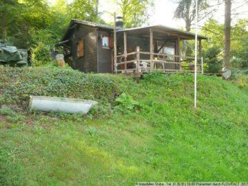 Alleinlage-Wochenendhaus mit Panoramablick 53534 Hoffeld, Einfamilienhaus