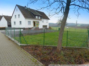Aussicht am Ortsrand – ideal für Tier- und Gartenfreunde 53534 Hoffeld, Einfamilienhaus