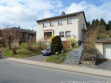 Einfamilienhaus mit Garten nur 5 Fußminuten vom Zentrum 53518 Adenau, Einfamilienhaus