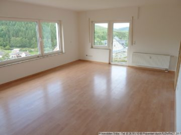 Moderne Erdgeschoss-Wohnung mit Balkon 53518 Wimbach, Erdgeschosswohnung