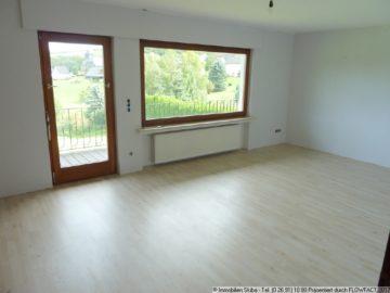 Erdgeschoss-Wohnung mit Panoramablick vom Balkon 53518 Wimbach, Erdgeschosswohnung