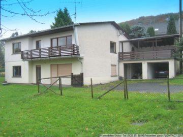 Freistehendes Einfamilienhaus mit Garten in der Eifel 53518 Honerath, Einfamilienhaus