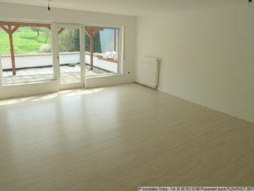 Zentrumsnahe modernisierte Wohnung mit Riesenterrasse 53518 Adenau, Wohnung