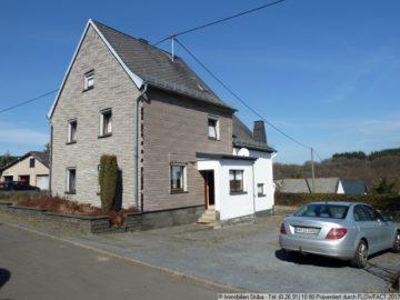 Eifel-Wohnhaus mit Garten im ruhigen Arft 56729 Arft, Einfamilienhaus