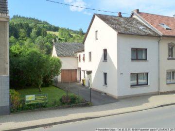 Einfamilienhaus mit Scheune und großem Garten direkt in Adenau 53518 Adenau, Einfamilienhaus