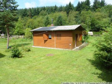 Wochenendhaus mit Bachlauf in ruhiger Naturlage der Eifel 53520 Dümpelfeld-Ommelbachtal, Einfamilienhaus