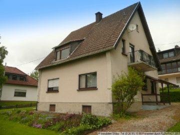 Wohnen mit Fernblick im begehrten Eifel-Höhenort Aremberg 53533 Aremberg, Einfamilienhaus