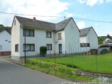 Bauernhaus mit Bruchsteinscheune und Garten an der Ahr in der Eifel 53506 Hönningen-Liers, Einfamilienhaus