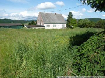 Eifel-Wohnhaus am äußersten Ortsrand – ideal auch für Tierfreunde – Weide und Stall möglich 53539 Kelberg-Rothenbach, Einfamilienhaus