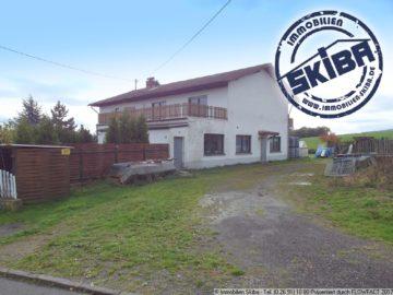 Großes Mehrgenerationenhaus oder auch Pension mit ebenem Grundstück in der Eifel 56746 Spessart-Hannebach, Mehrfamilienhaus