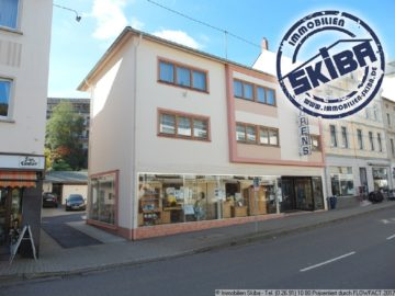 Repräsentatives Wohn- und Geschäftshaus im Adenauer Zentrum 53518 Adenau, Mehrfamilienhaus
