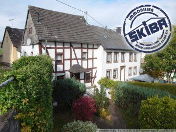 Aufwendig saniertes Fachwerkhaus mit angelegtem Garten in Kelberg in der Eifel 53539 Kelberg, Einfamilienhaus