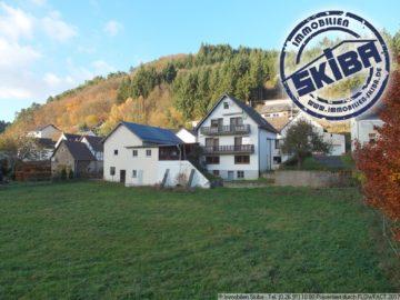 Haus mit großer Wiese und Scheune in der Eifel – ideal für Kfz- oder Tierfreunde 56729 Acht, Einfamilienhaus
