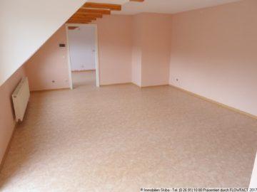 Gemütliche Wohnung mit Balkon in Adenau 53518 Adenau, Dachgeschosswohnung