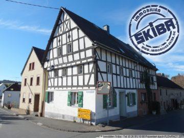 Ortsbildprägendes stilvolles Fachwerkhaus im Ortskern von Kelberg in der Eifel 53539 Kelberg, Einfamilienhaus