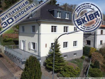 Stilvolles Wohnhaus mit schönem Garten in ruhiger Lage von Adenau/Eifel 53518 Adenau, Einfamilienhaus