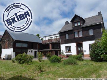 Eifel-Bauernhaus mit Stallungen, Scheune und kleiner Halle 56729 Boos, Bauernhaus