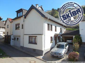 Ruhig gelegenes Wohnhaus mit 2 Garagen im Eifeldorf Kesseling 53506 Kesseling, Einfamilienhaus