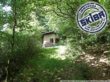 Für Abenteurer! Wochenendhaus in absoluter Alleinlage nähe Kelberg/Eifel 53539 Kelberg-Rothenbach, Einfamilienhaus