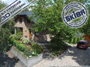 Neuwertiges Klinkerhaus in Ortsrandlage von Wanderath in der Eifel 56729 Baar-Wanderath, Einfamilienhaus