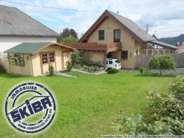 Ansprechendes Holzhaus im Eifelhöhenort Plittersdorf 53506 Lind-Plittersdorf, Einfamilienhaus