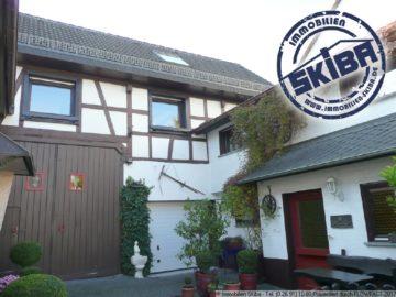 Fachwerkhaus mit Terrasse, Garten, Kaminofen und Garage 53520 Wershofen, Bauernhaus