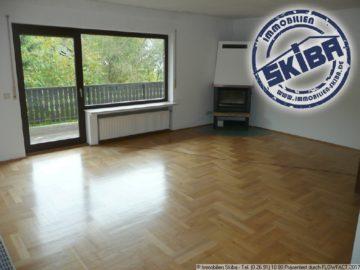 Gemütliche Wohnung mit Balkon und Garage in ruhiger Seitenstraße 53533 Müsch, Wohnung