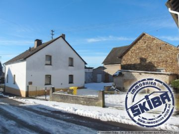 Eifel-Bauernhaus mit Nebengebäuden und ebenem Grundstück 53534 Wiesemscheid, Einfamilienhaus