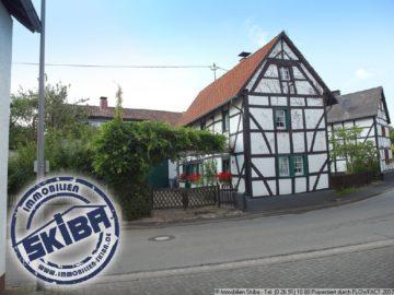 Uriges Fachwerkanwesen mit Gartengrundstück im Eifelort Ohlenhard 53520 Ohlenhard, Einfamilienhaus