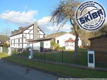 Freistehendes Fachwerkhaus mit eigenem Garten in Insul an der Ahr 53520 Insul, Einfamilienhaus