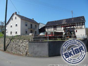 Ehemaliges Bauernhaus mit Scheune und Garten mit schönem Ausblick – Ahr/Eifel 53533 Antweiler, Einfamilienhaus