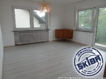 Ruhig gelegen trotzdem zentrumsnah – 3 Zimmer-Wohnung in Adenau 53518 Adenau, Wohnung