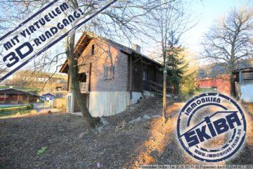 Charmantes Vollblockhaus im Grünen von Heckenbach-Cassel in der Eifel 53506 Heckenbach, Einfamilienhaus