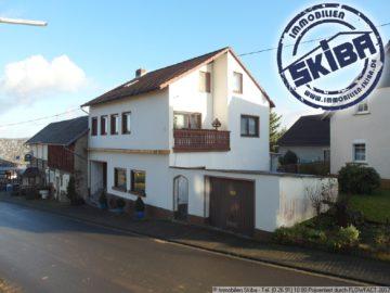 Wohnen im Eifelhöhenort Hoffeld in der Eifel – pflegeleichtes Grundstück 53534 Hoffeld, Einfamilienhaus