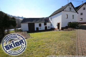 Ländliches modernisiertes Bauernhaus mit Charme optimal für Tierliebhaber 56729 Siebenbach, Einfamilienhaus