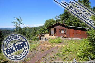 Wochenendhaus mit herrlicher Aussicht in idyllischer, ruhiger Natur-Höhenlage vom Ommelbachtal 53520 Dümpelfeld-Ommelbachtal, Einfamilienhaus