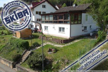 Geräumiges Familienhaus in Zentrumsnähe mit Blick über die Stadt Adenau 53518 Adenau, Einfamilienhaus
