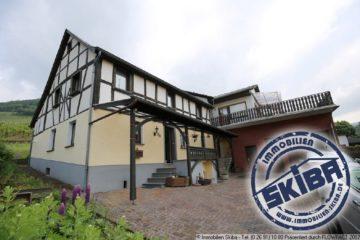Fachwerkhaus mit Garten in den idyllischen Weinbergen von Mayschoß 53508 Mayschoß, Einfamilienhaus