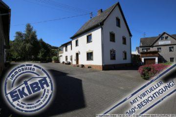 Freistehendes Wohnhaus mit herrlichem Garten direkt in Adenau 53518 Adenau, Einfamilienhaus