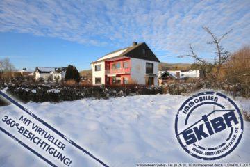 Einfamilienhaus mit großer Innengarage auf großem sonnigen Süd-Westgrundstück 56729 Baar-Oberbaar, Einfamilienhaus
